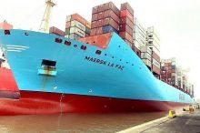 マークス運航船